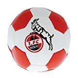 1. FC Köln Knautschball, Softball, Ball - Plus Lesezeichen I Love Köln